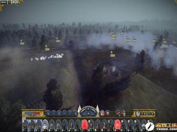拿破仑全面战争消除弹道MOD