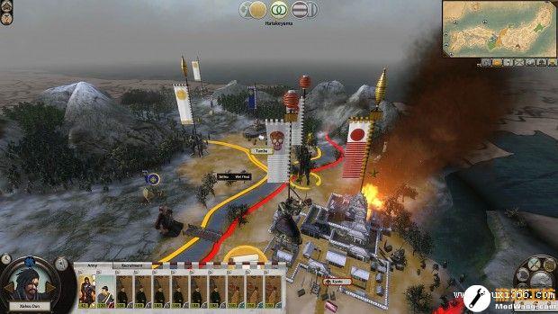 幕府将军2MOD:三国全面战争